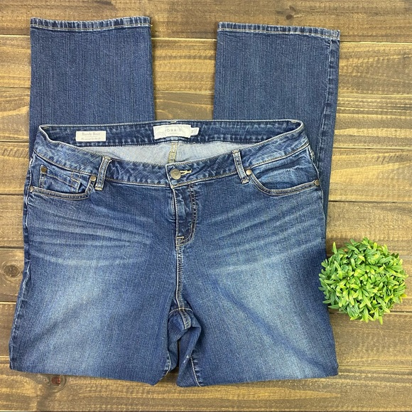 Torrid Barely Boot Jeans Size 16